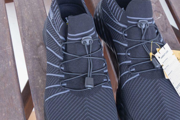 ONEMIX All Black cipő teszt 5
