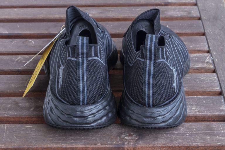 ONEMIX All Black cipő teszt 7