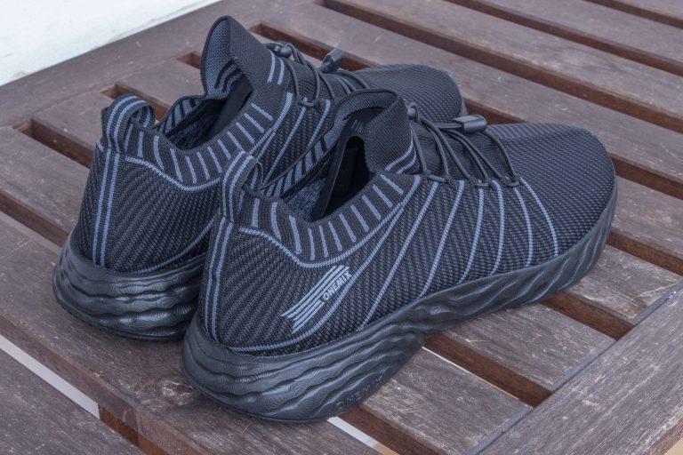 ONEMIX All Black cipő teszt 9
