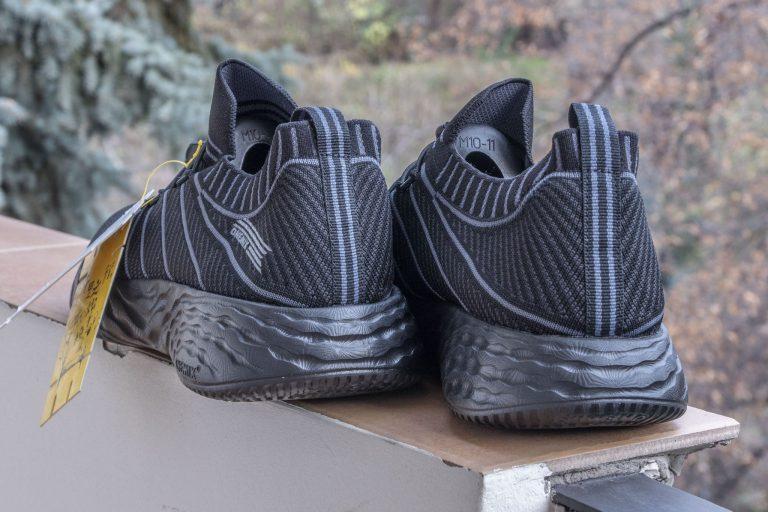 ONEMIX All Black cipő teszt 10