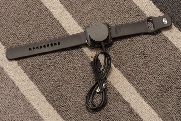 Realme Watch aktivitásmérő teszt 6