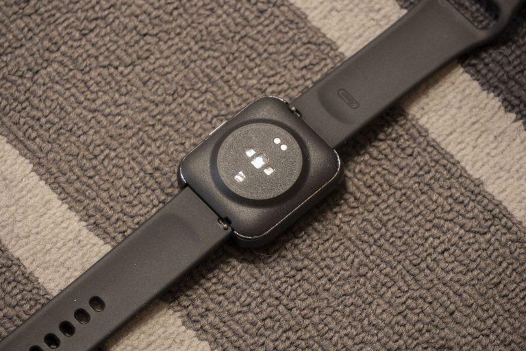 Realme Watch aktivitásmérő teszt 7