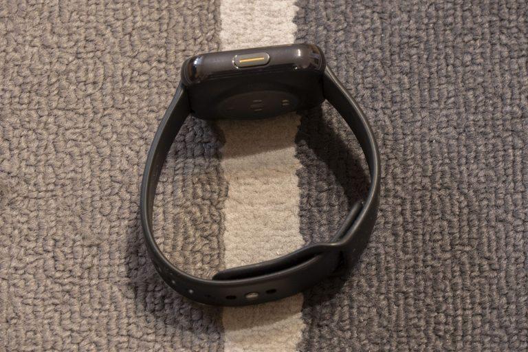 Realme Watch aktivitásmérő teszt 8