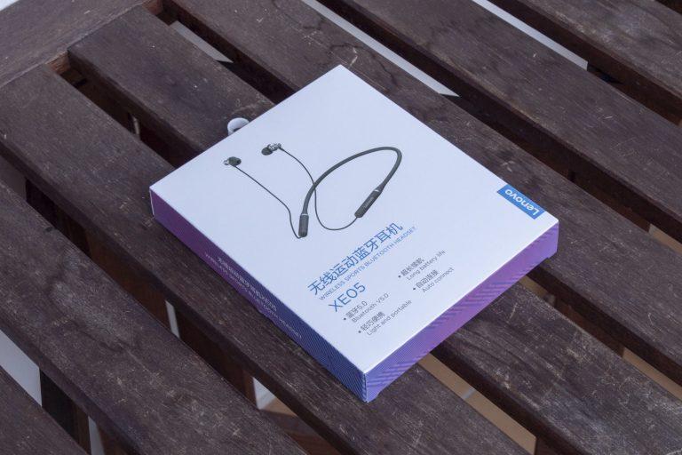 Lenovo XE05 Bluetooth fülhallgató teszt 2