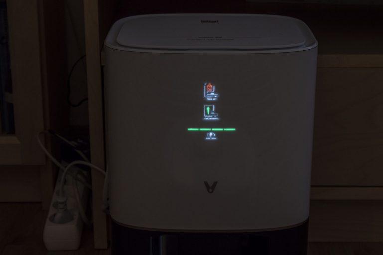 Xiaomi Viomi S9 önürítő robotporszívó teszt 18