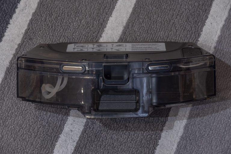Xiaomi Viomi S9 önürítő robotporszívó teszt 5