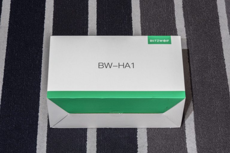 BlitzWolf BW-HA1 famagvas hangfal teszt 9