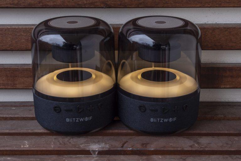 BlitzWolf BW-AS4 TWS hangszóró teszt 7