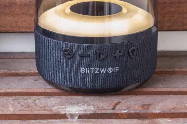 BlitzWolf BW-AS4 TWS hangszóró teszt 5