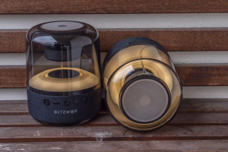 BlitzWolf BW-AS4 TWS hangszóró teszt 4