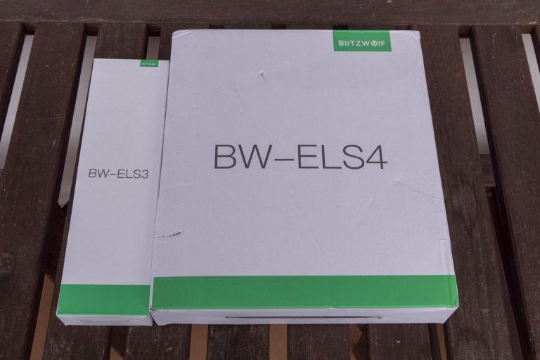 BlitzWolf ELS3 és ELS4 notebooktartók tesztje 3