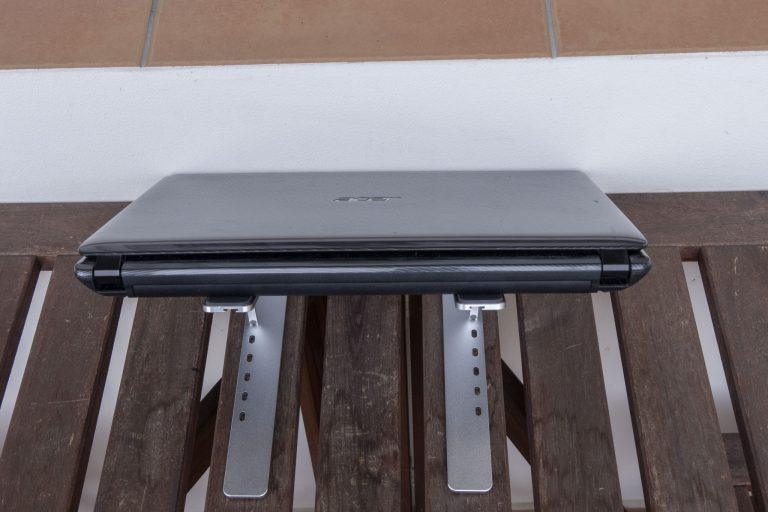 BlitzWolf ELS3 és ELS4 notebooktartók tesztje 13
