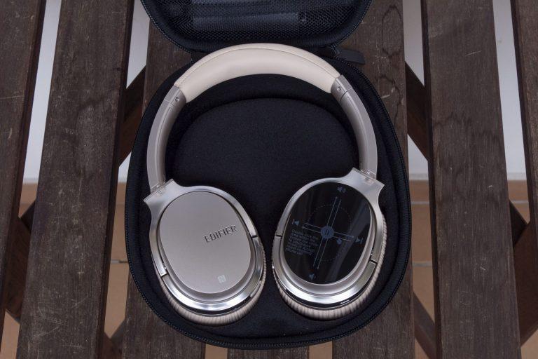 Edifier W860NB BT fejhallgató teszt 14