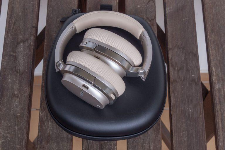 Edifier W860NB BT fejhallgató teszt 11