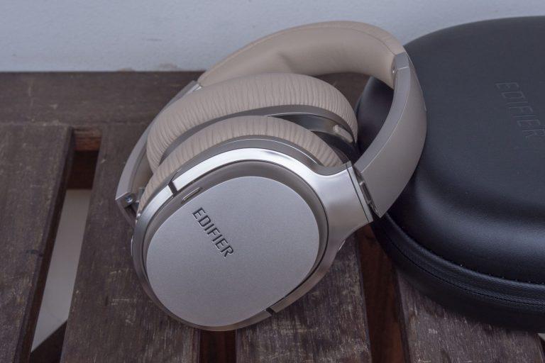 Edifier W860NB BT fejhallgató teszt 8