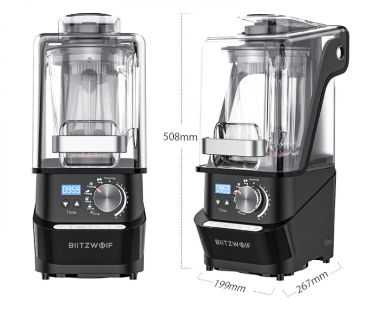 Előrendelhetők a BlitzWolf konyhai turmixgépei 9