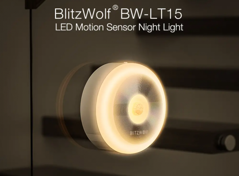 BlitzWolf lámpaakció a Banggoodon 9