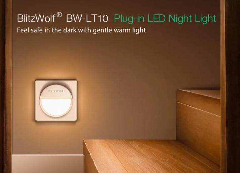 BlitzWolf lámpaakció a Banggoodon 2