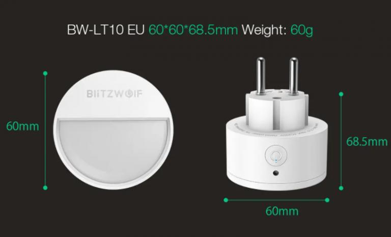 BlitzWolf lámpaakció a Banggoodon 8