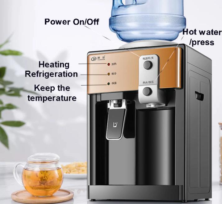 Instant forróvizes vízadagoló rendkívüli akcióban 2