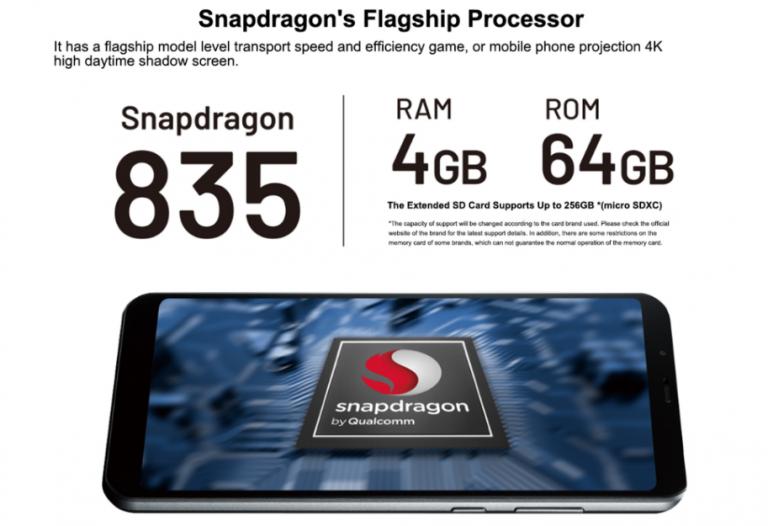 Igazi okostelefon különlegességre akadtunk Banggoodon 4