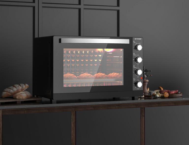 Egy teljesen új levegős sütőt mutatott be a BlitzWolf 5