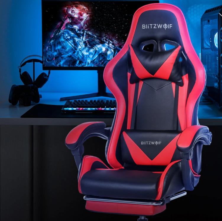 Újra 25 000-ért vihető a BlitzWolf gamer szék 3