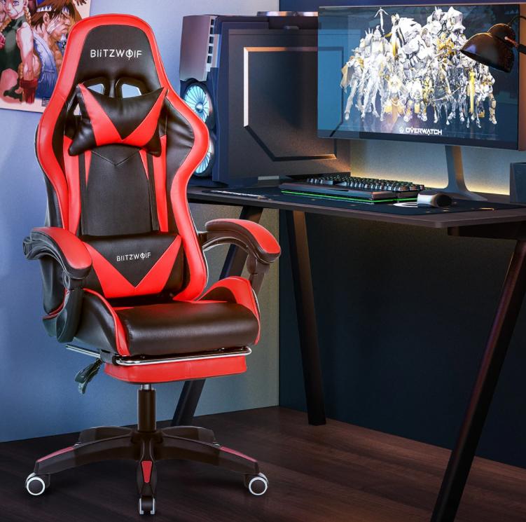 Újra 25 000-ért vihető a BlitzWolf gamer szék 2