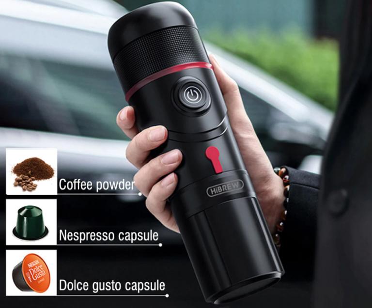 HiBREW, a kávékirály – Érdekes Aliexpress boltok 4