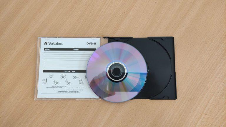 BlitzWolf BW-VD1 DVD meghajtó teszt 8