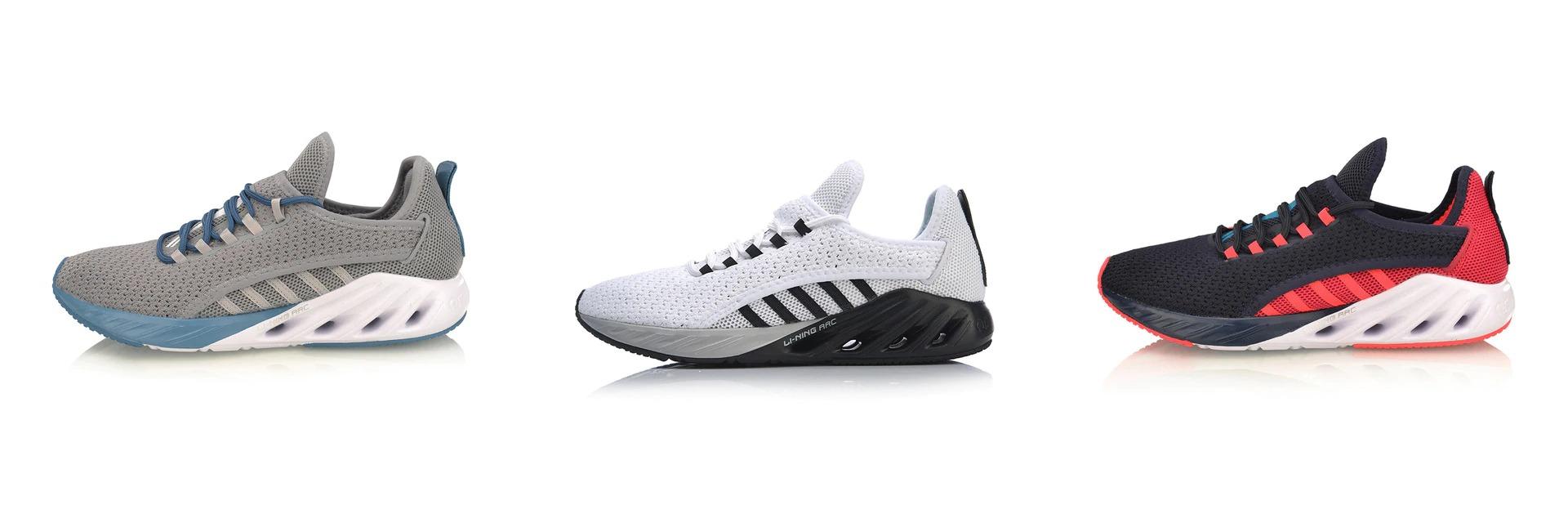 Li-Ning LN Arc cipő teszt 15