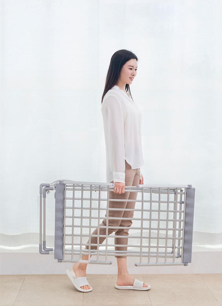Újabb praktikus Xiaomi termék: itt az elektromos ruhaszárító 6