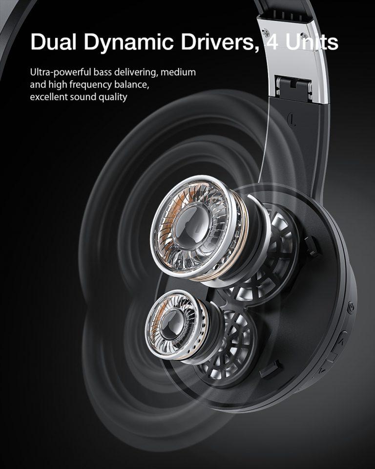 Új fejhallgatót villantott a BlitzWolf 3
