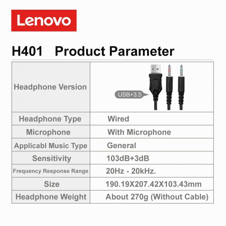 Olcsó gamer fejhallgató a Lenovotól 6