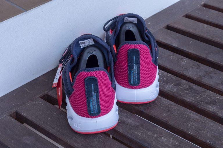 Li-Ning LN Arc cipő teszt 10