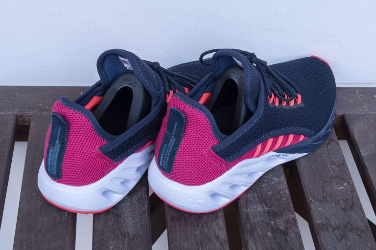 Li-Ning LN Arc cipő teszt 11