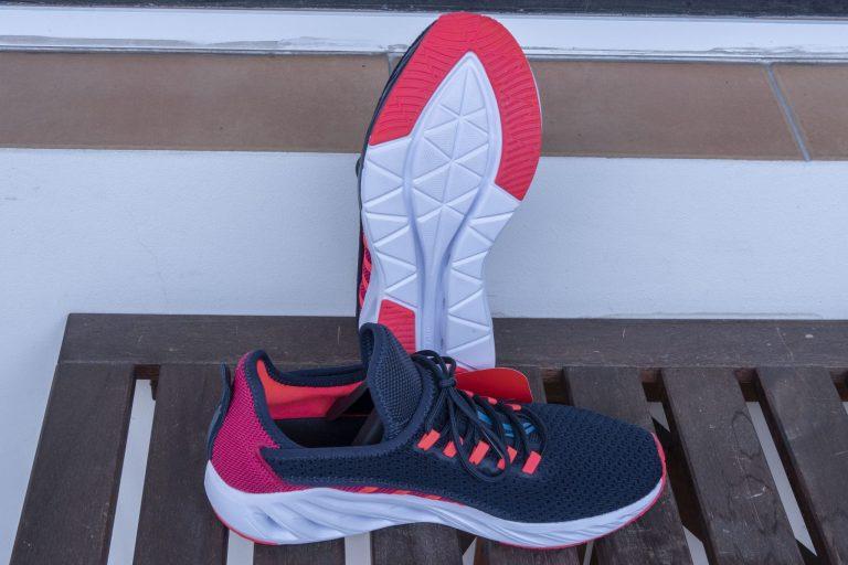 Li-Ning LN Arc cipő teszt 12