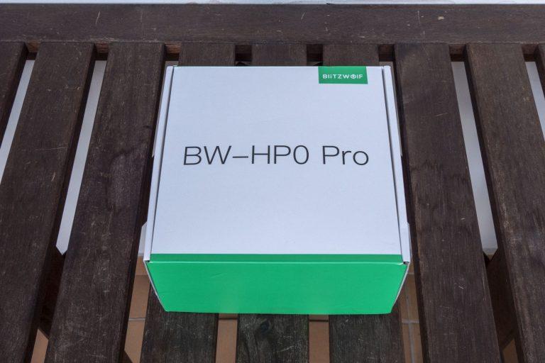 BlitzWolf BW-HP0 Pro fejhallgató teszt 2