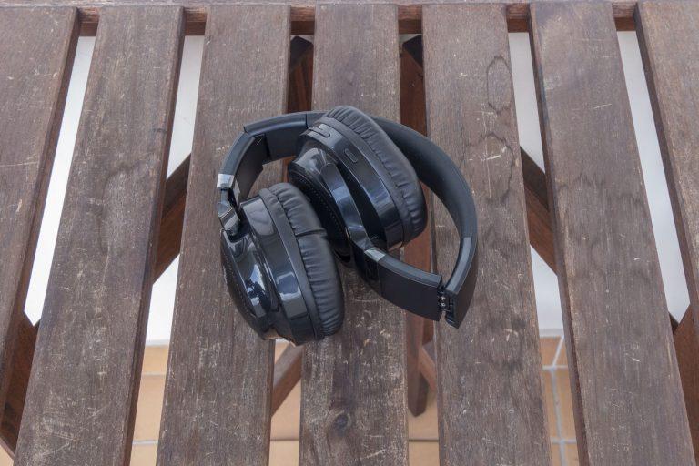 BlitzWolf BW-HP0 Pro fejhallgató teszt 4