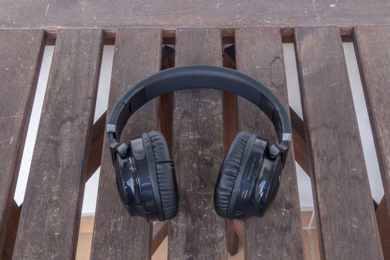 BlitzWolf BW-HP0 Pro fejhallgató teszt 5