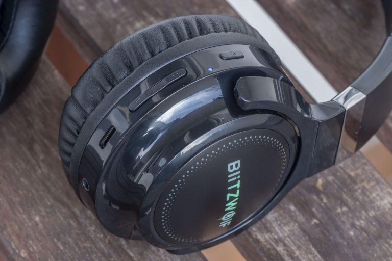 BlitzWolf BW-HP0 Pro fejhallgató teszt 7