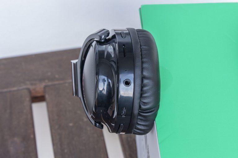 BlitzWolf BW-HP0 Pro fejhallgató teszt 9