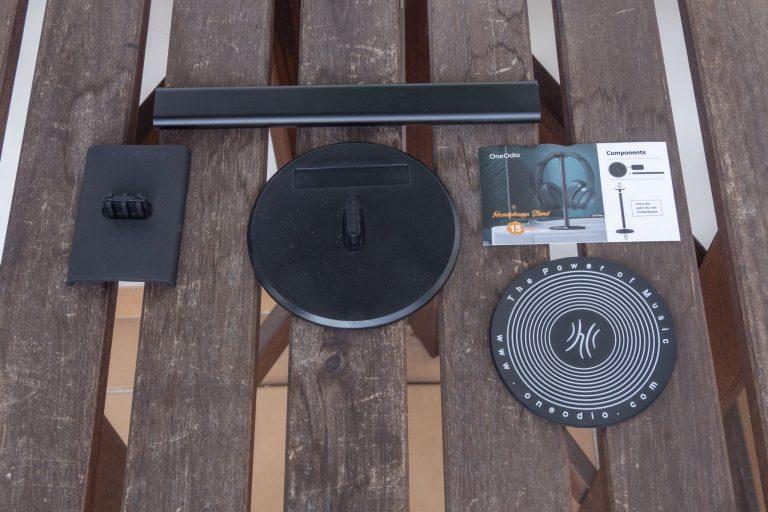 OneOdio Pro-50 és Pro C fejhallgatók tesztje 14