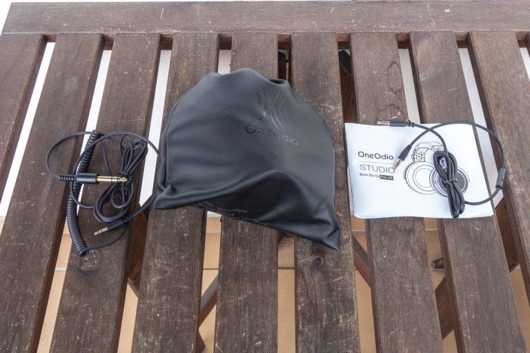 OneOdio Pro-50 és Pro C fejhallgatók tesztje 16