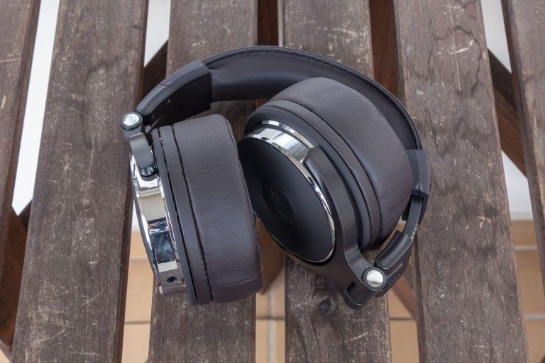 OneOdio Pro-50 és Pro C fejhallgatók tesztje 17