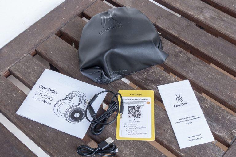 OneOdio Pro-50 és Pro C fejhallgatók tesztje 5