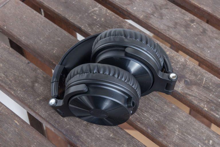 OneOdio Pro-50 és Pro C fejhallgatók tesztje 6