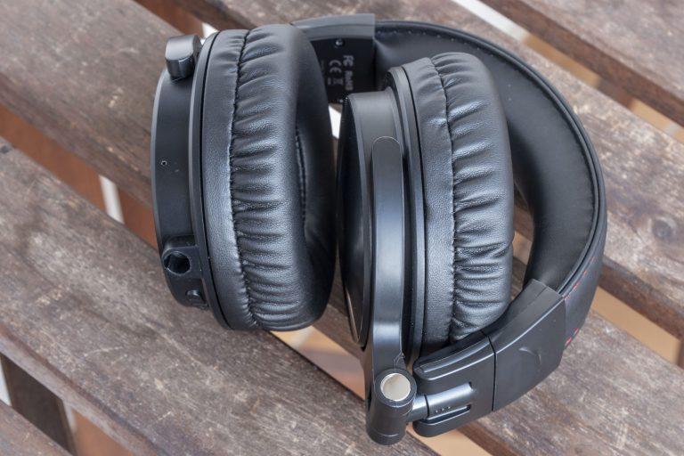OneOdio Pro-50 és Pro C fejhallgatók tesztje 7