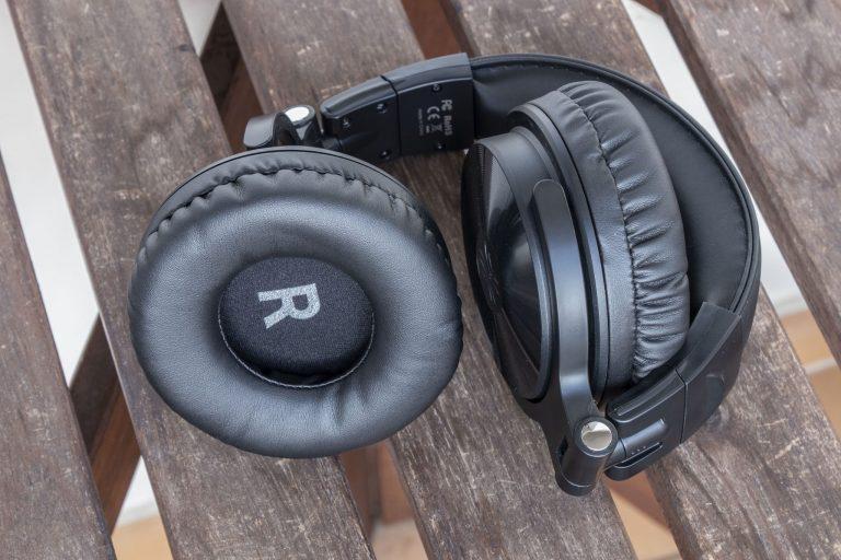 OneOdio Pro-50 és Pro C fejhallgatók tesztje 8