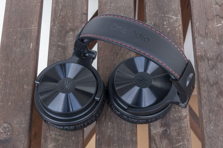 OneOdio Pro-50 és Pro C fejhallgatók tesztje 9